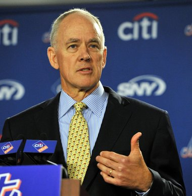 Lack of Talent In Mets Front Office Is Seen On Field