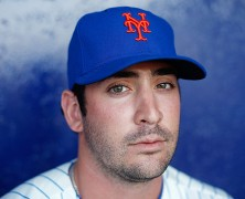 Matt Harvey What Goes Up Must Come Down