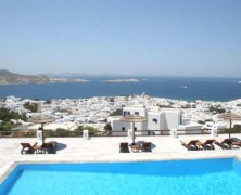 Alkyon Hotel Mykonos Greece